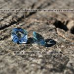 Origen del nombre topacio - Origin of the name topaz